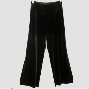 J.Jill Wearever Smooth Fit Full Leg Velvet Pants